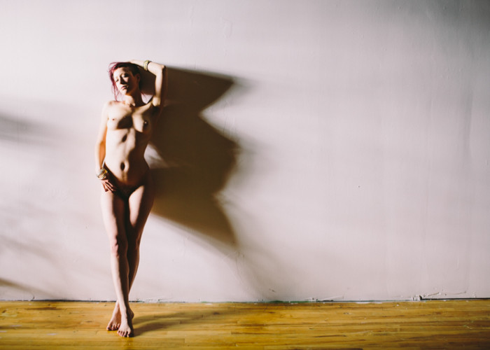 Figurative Art Photography | 10 Days Series | Withdrawal