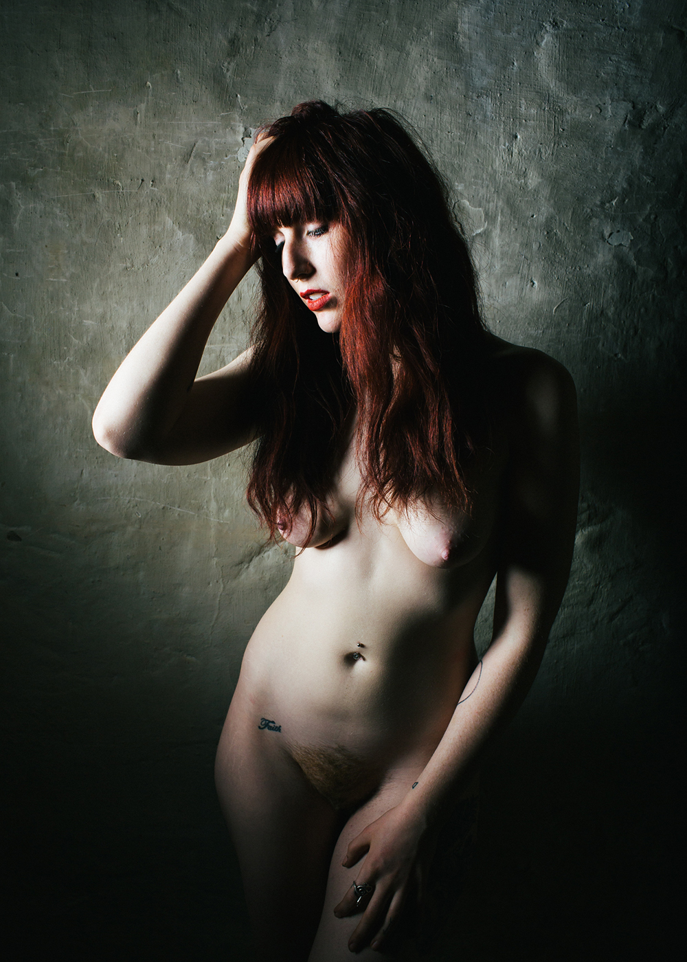 Calgary Nude Art Photography, Figuratif by Boon Ong