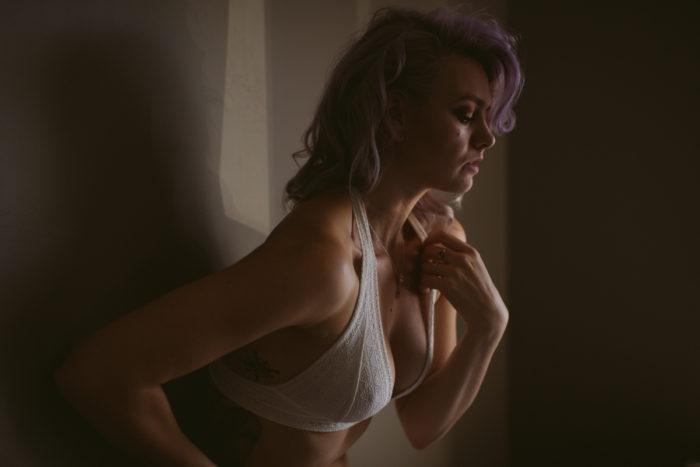 Intimate Lifestyle | Figurative Art Photography - Rosie