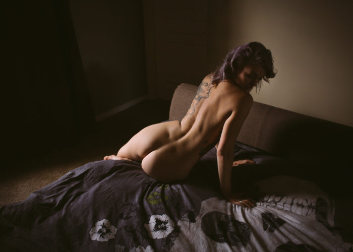 Intimate Lifestyle | Figurative Art Photography - Rosie
