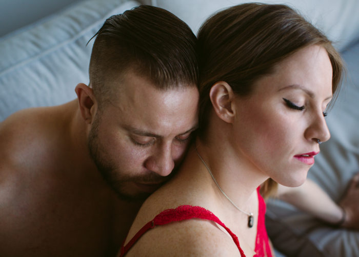 Couple Intimate Lifestyle Photography | Katlyn & Trent