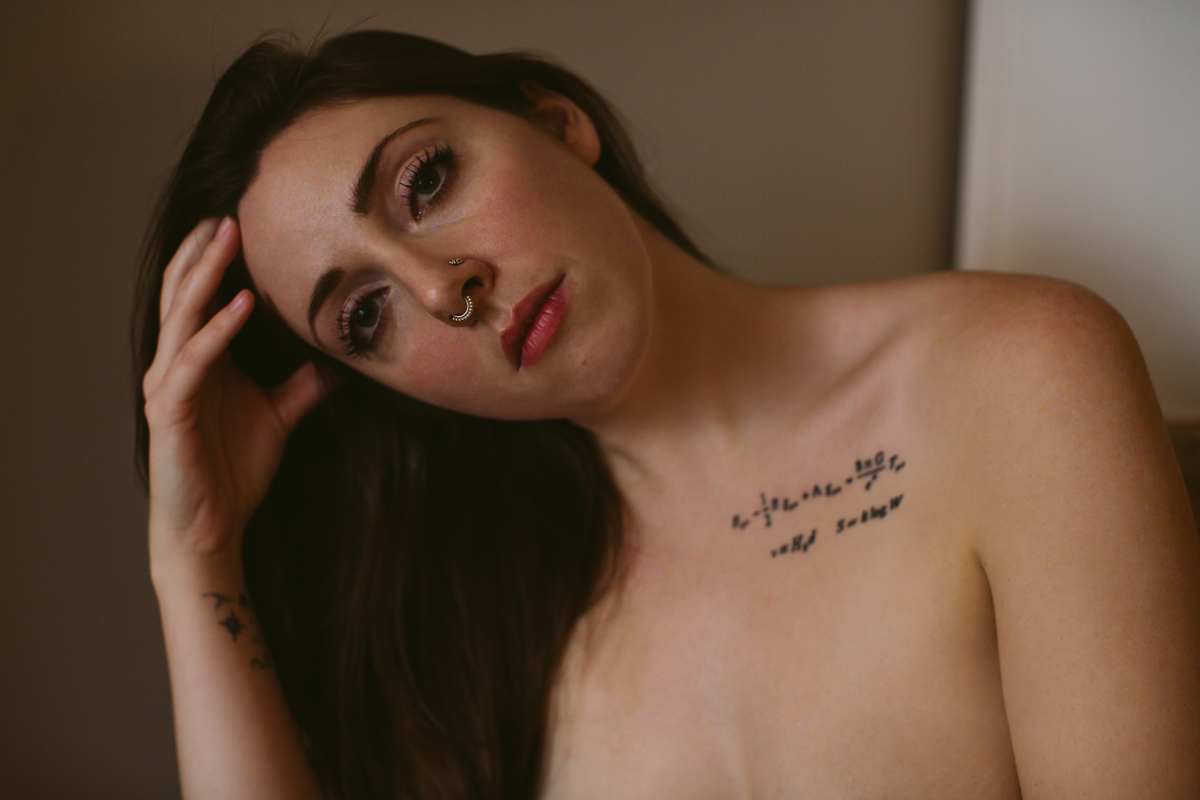 calgary nude art