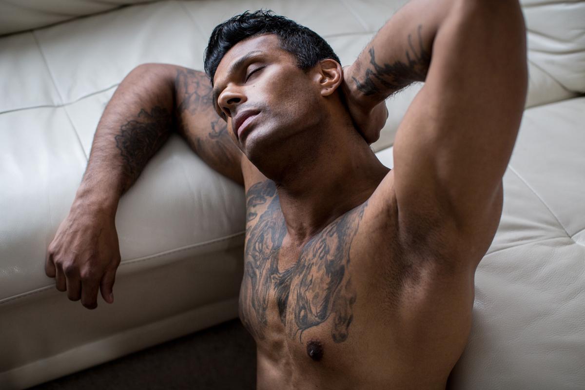 Calgary Male Nude Photography