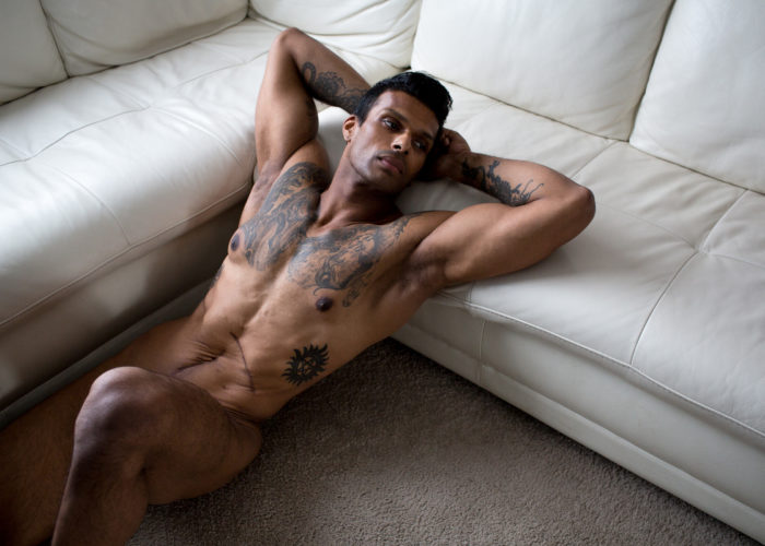 Intimate Lifestyle & Fitness Photography - Vijay