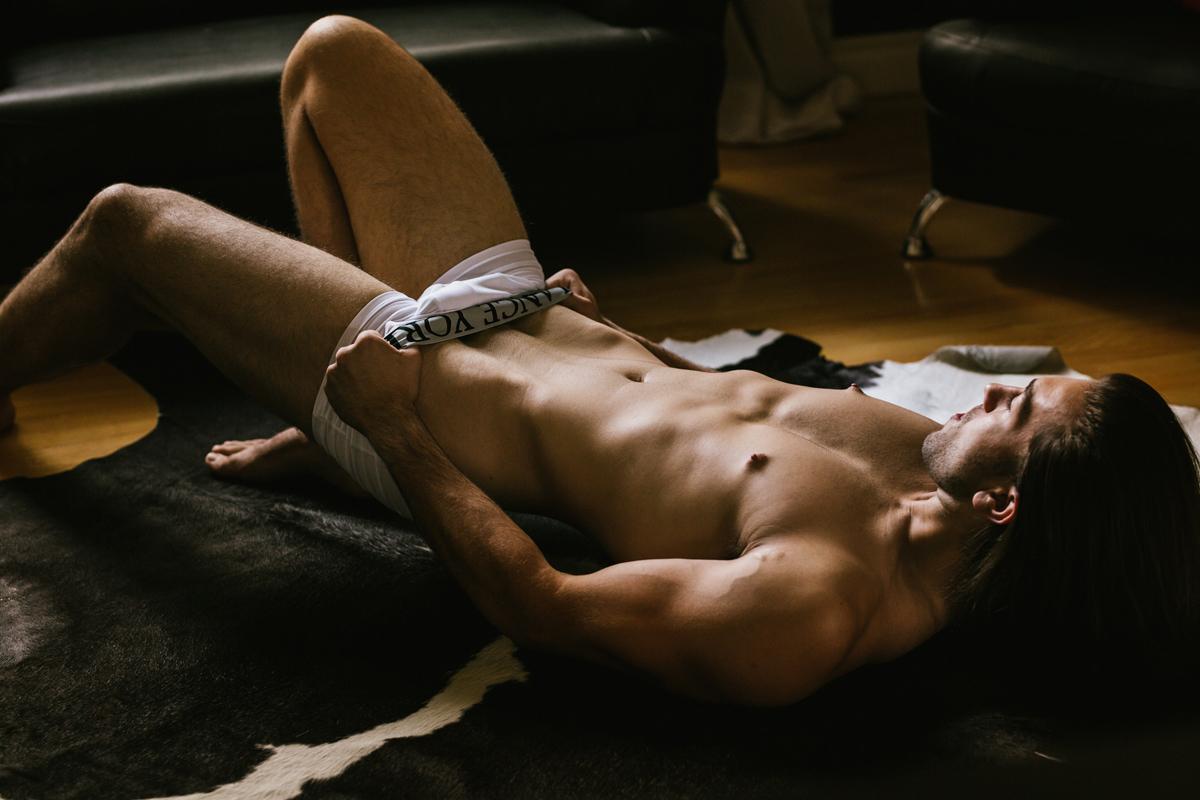 Male Boudoir Photography